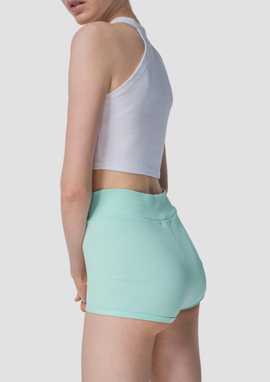Tiffany high-waisted knickers shorts