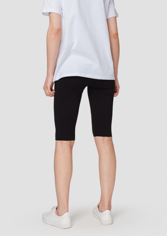 Black cycling leggins