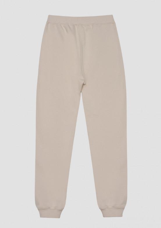 Tash colour men basic three-thread trousers