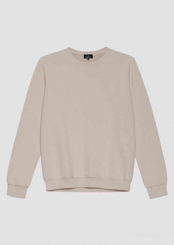 Tash men basic three-thread sweatshirt
