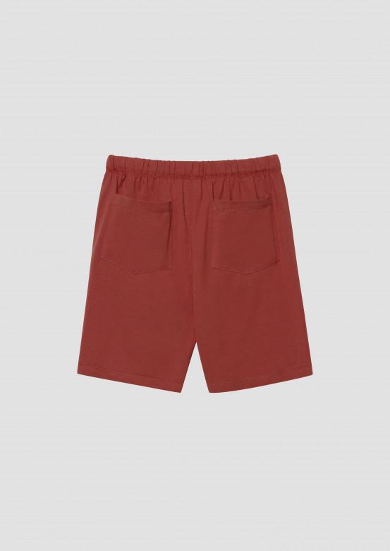 Dark rose kids shorts
