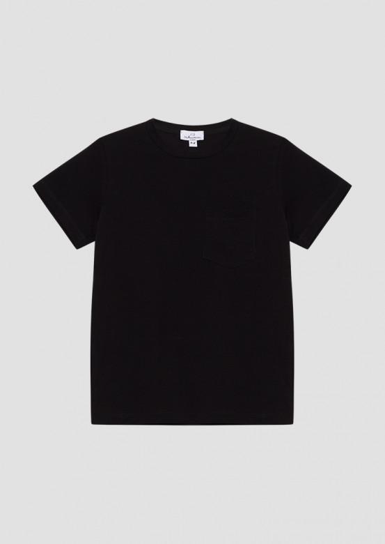 Black kids T-shirt