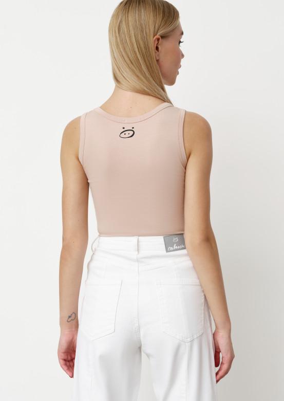 Basic vison colour top