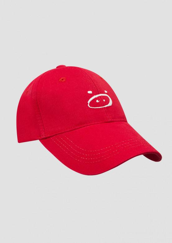 Red baseball cap Cabanchicom