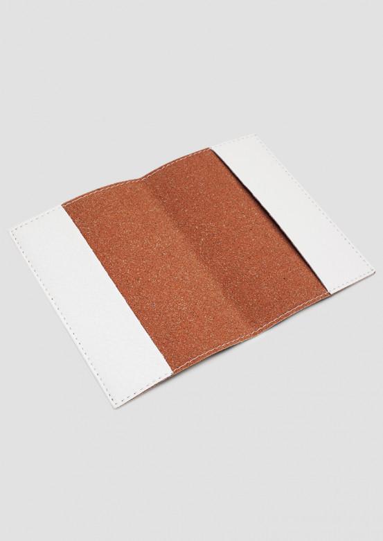 Polka dot passport cover